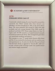 1970 Ferrari Dino 246 GT 'AH 03 35' Info