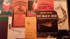 A collection of event Posters