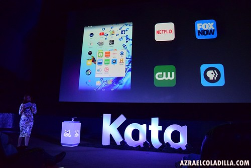 Kata T4 Tablet launch in the Philippines
