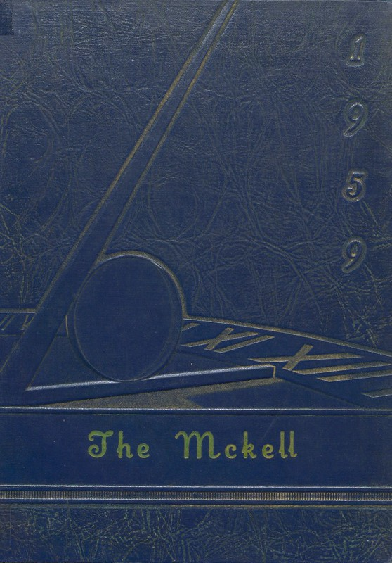 1959 McKell High School Yearbook