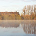 Schulens meer Golden hour pano by look to see