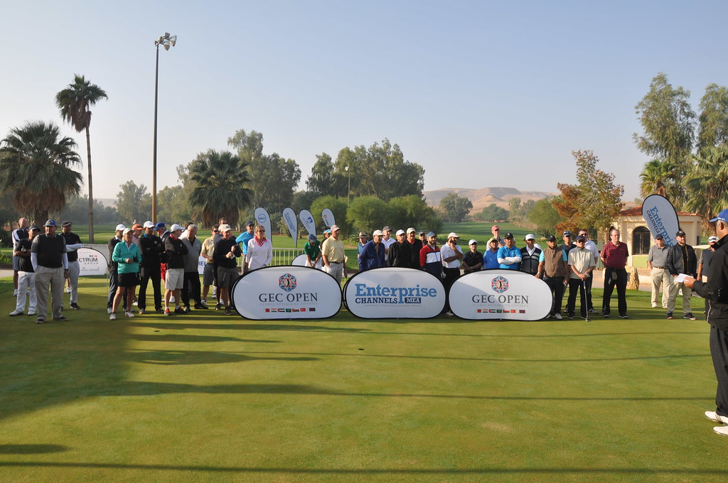 GEC Open 2015 KSA at Dirab Golf & Country Club