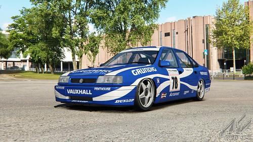 Vauxhall Cavalier BTCC 1993