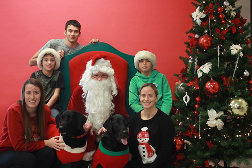 Santa Pet Pics Dec. 19, 2015