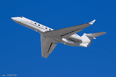 2004 Gulfstream Aerospace GV-SP G550 N63HS C/N 5013