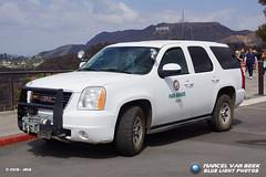 Los Angeles Park Ranger - GMC Yukon (16296)