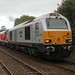 DB Cargo (DB Cargo Company livery) Class 67 No. 67029 'Royal Diamond'. by Marcus Gilmour