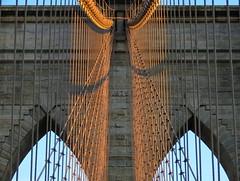 Brooklyn Bridge Sunset/Moonrise Walk #9