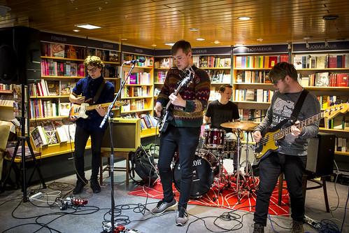 Rythmatik @ Iceland Airwaves 06.11.15