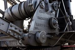 Nairobi Railway Museum Crane