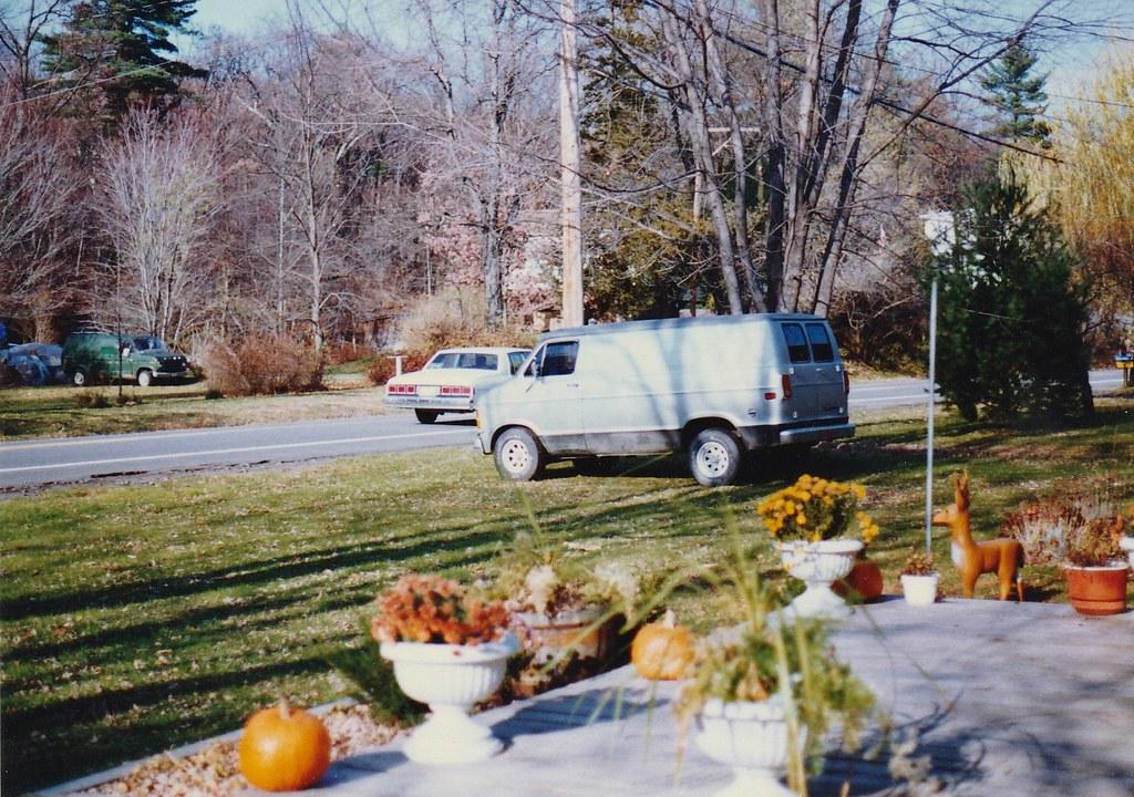 MY 1979 DODGE VAN FOR SALE IN NOV 1991 | Seen on Nov 14,1991… | Flickr