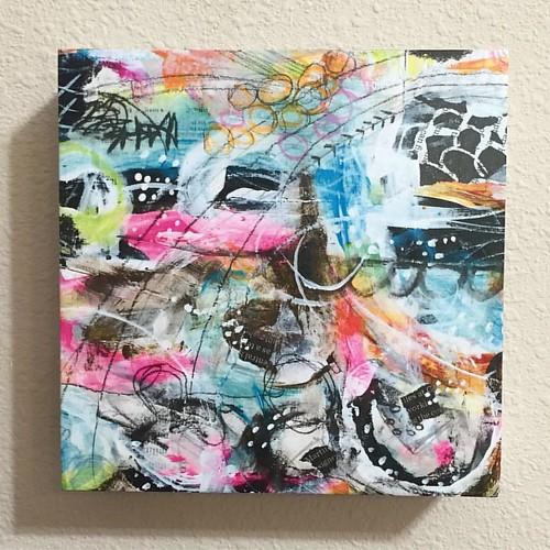 #painting #mixedmedia #art