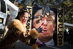 Anti-Trump Rally 2016