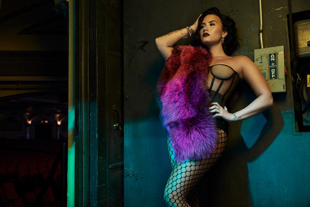 Деми Ловато — Фотосессия для «Billboard» 2016 – 4