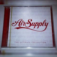 #nowplaying ► Air Supply The Ultimate Collection CD album on my digital stereo system.  Sejak sekolah di SMP & SMA ( SMPN 8 dan BOPKRI I #jogja #yogyakarta ) sudah suka dgn Air Supply.  Ada lagu yg masih kau ingat?   1. Lost In Love   2. Every Woman In Th