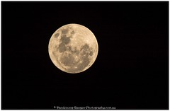 Supermoon from Selby