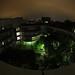 Die grüne Nacht, Foto von Lukas Helbrecht