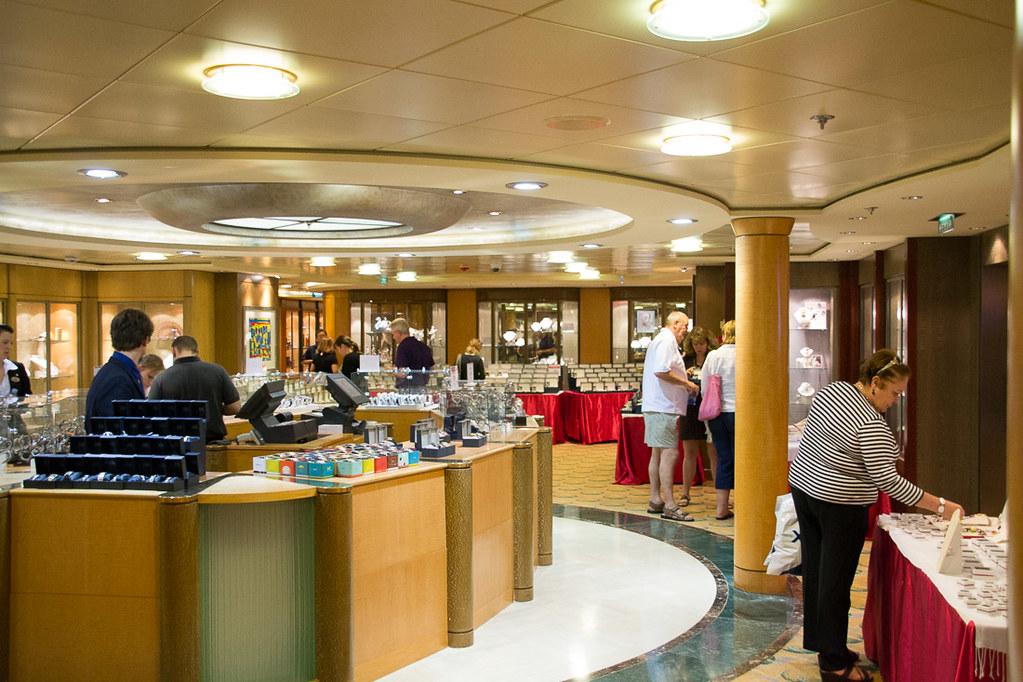 The Emporium on Celebrity Constellation