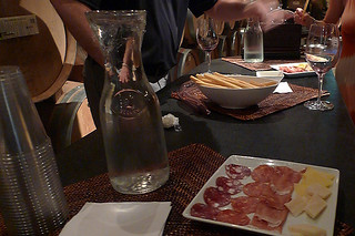 Del Dotto Vineyards Historic Winery and Caves - Food pairing