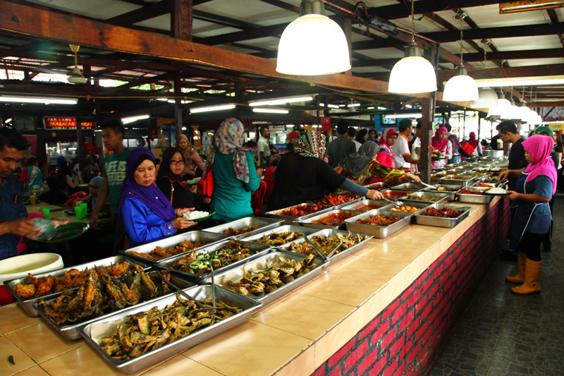 Choosing-Malay-Dishes