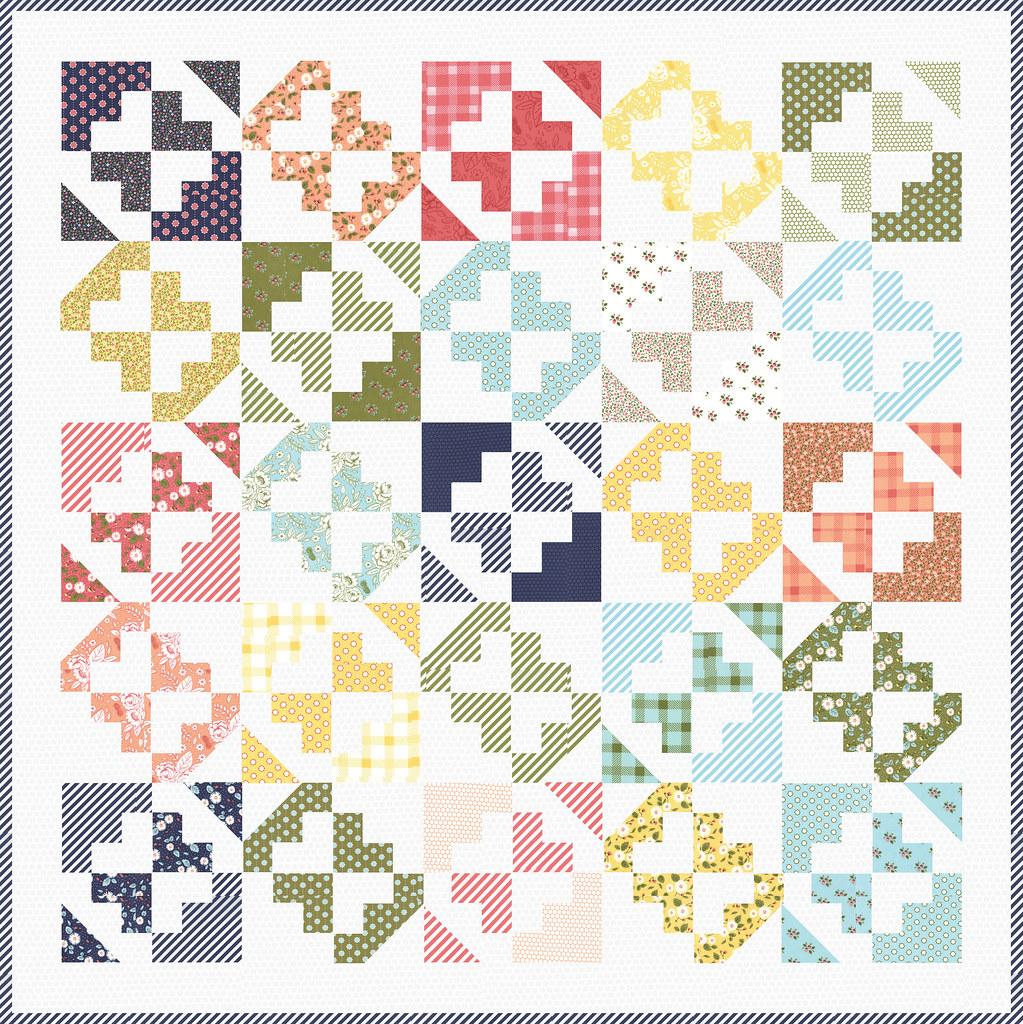 June Bug quilt