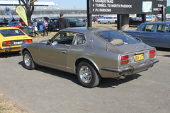 aston martin v8(0.0), supercar(0.0), automobile(1.0), executive car(1.0), datsun/nissan z-car(1.0), vehicle(1.0), performance car(1.0), first generation nissan z-car (s30)(1.0), land vehicle(1.0), coupã©(1.0), sports car(1.0),