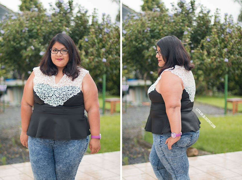 Blog belge mode plus size ronde