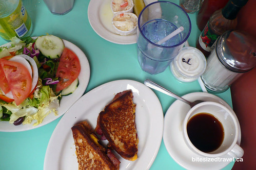Massive NYC breakfast