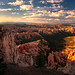 sunset - Bryce Canyon - 7-01-10  07 by Tucapel