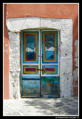 La porta magica/The magic door
