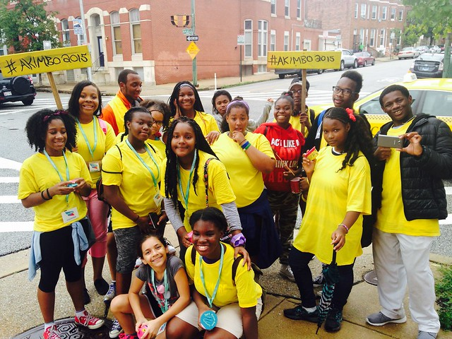 BDCP Seniors and JV Orientation Day and Akimbo Baltimore