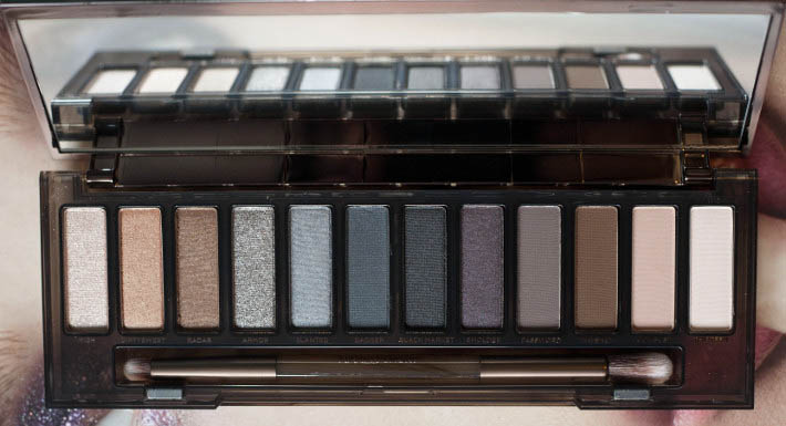 Urban Decay Smoky palette review