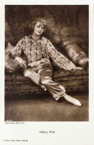 Mary Kid