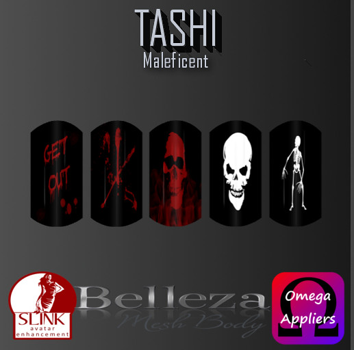 TASHI Maleficent