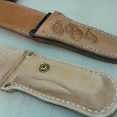 #knife #leather #sheaths #case