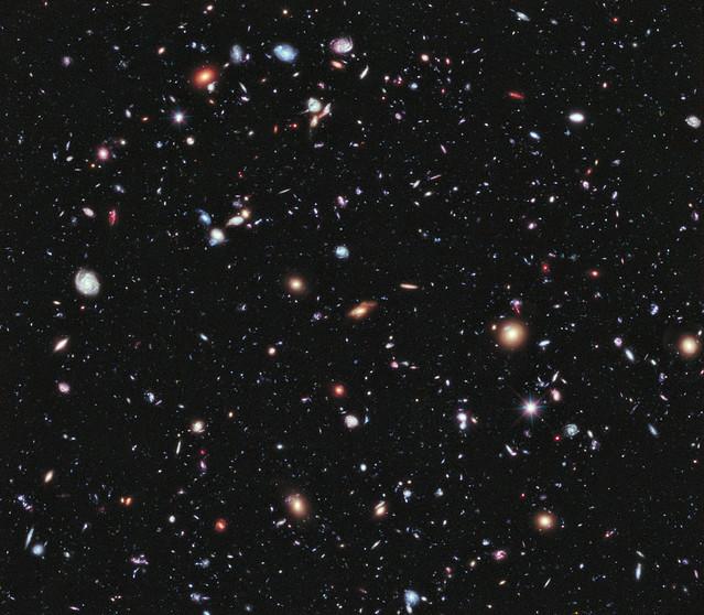 Image Credit: NASA/Hubble Telescope