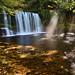 Early Autumn Falls by Stu Meech