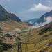 Fagaras mountains Romania on the Transfagarasan Road by bejanalizadeh1