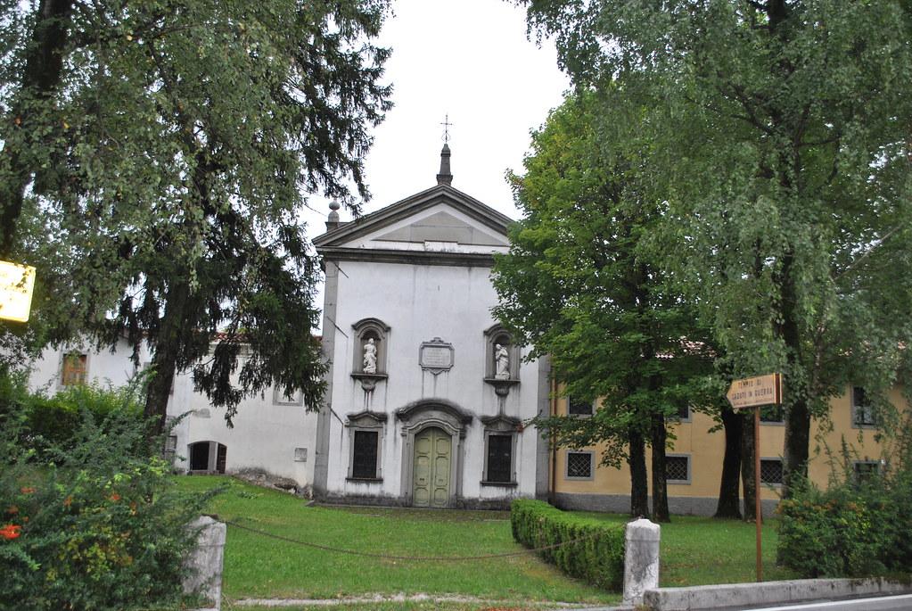 Tolmezzo: Il Comune salverà la cappella Linussio, al via un intervento per manutenzioni urgenti