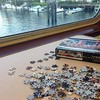 I wish all the ferries had puzzles. #homewardbound