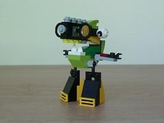 LEGO MIXELS WUZZO DRIBBAL MURP Instructions Lego 41547 Lego 41548 Mixels Series 6