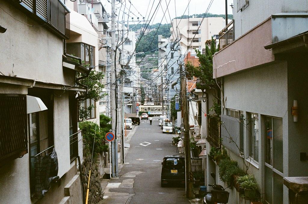 今博多町 長崎 Nagasaki 2015/09/08 今博多町  Nikon FM2 Nikon AI Nikkor 50mm f/1.4S Kodak UltraMax ISO400 Photo by Toomore