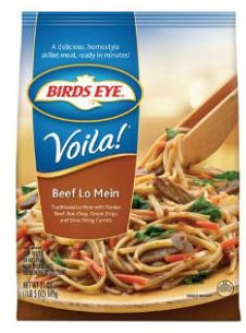 New Birds Eye Voila! coupons