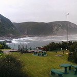 Storms River Mouth Suspension Bridge