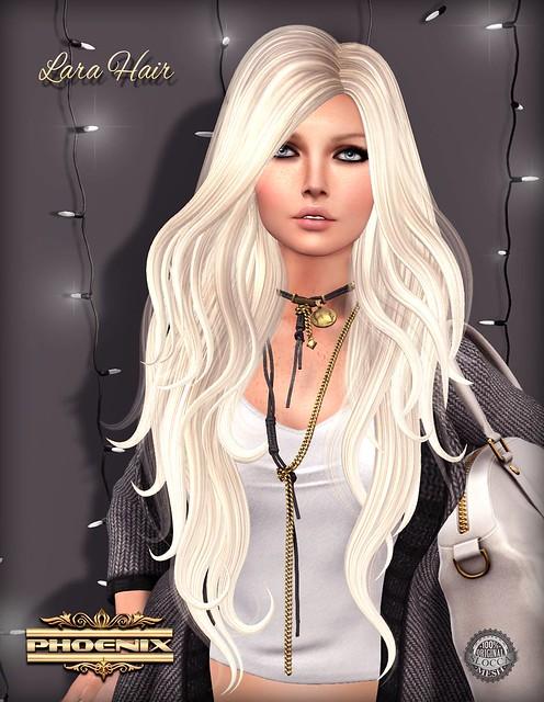 Phoenix Hair Lara for Hairology