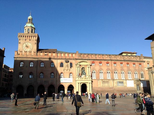 Palazzo d'Accursio - Bologna