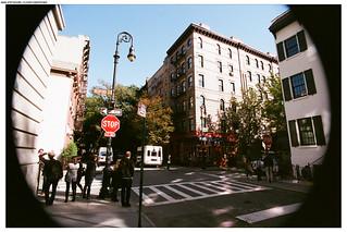 Image of Friends Building. usa сша nyc ньюйорк newyork