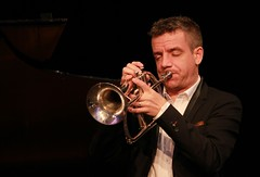 musician, trumpet, music, trumpeter, jazz, brass instrument, performance,