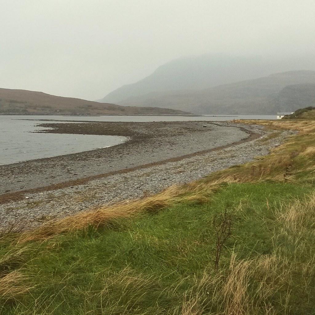 merenranta, Skotlannin ylämaat