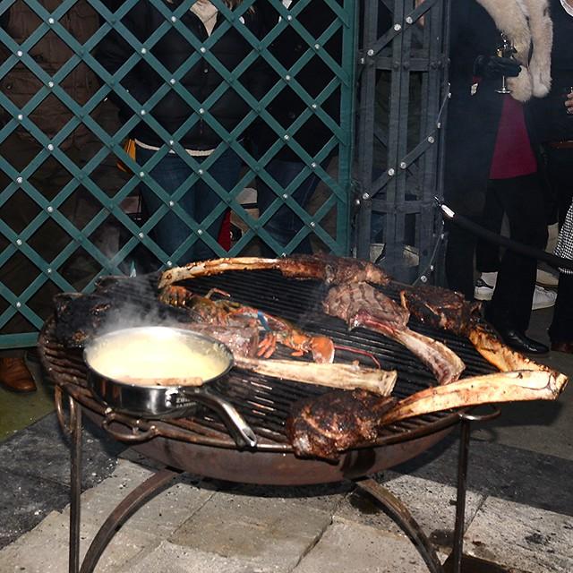 Taste of London 2015, Festive Edition